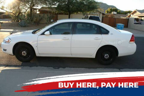 2007 Chevrolet Impala for sale at Government Fleet Sales - Buy Here Pay Here in Kansas City MO