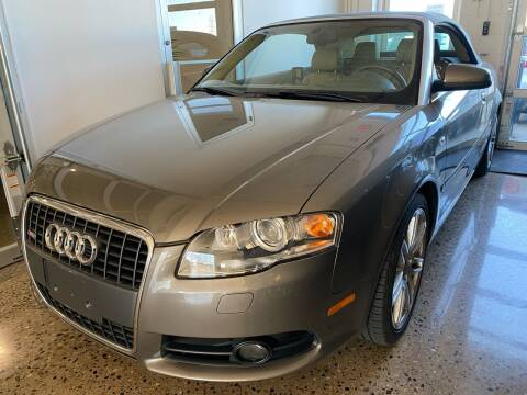 2009 Audi A4 for sale at EUROPEAN AUTOHAUS, LLC in Holland MI