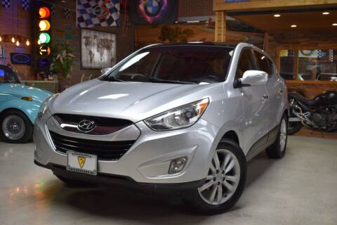 2011 Hyundai Tucson for sale at Chicago Cars US in Summit IL