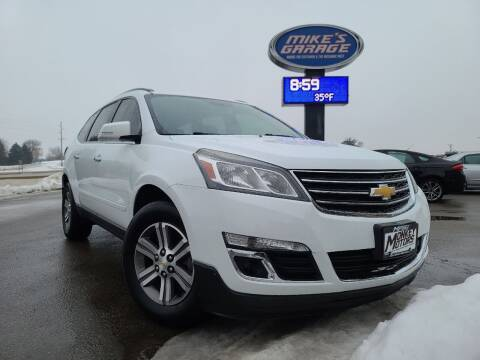 2016 Chevrolet Traverse for sale at Monkey Motors in Faribault MN