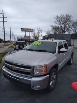 2011 Chevrolet Silverado 1500 for sale at D and D All American Financing in Warren MI