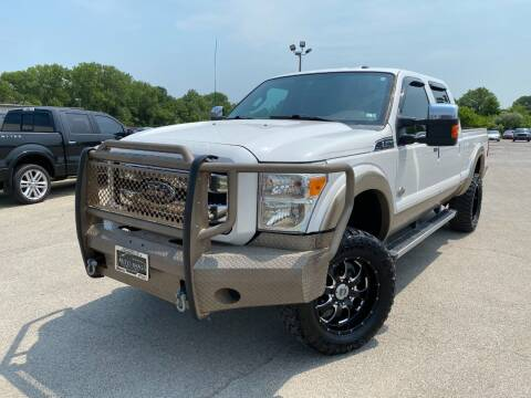 2012 Ford F-250 Super Duty for sale at Auto Mall of Springfield in Springfield IL