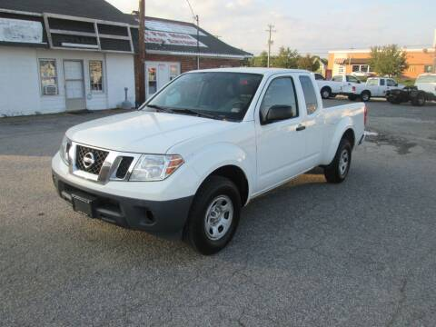 2014 Nissan Frontier for sale at Wally's Wholesale in Manakin Sabot VA