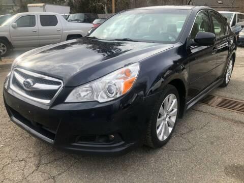 2012 Subaru Legacy for sale at AMA Auto Sales LLC in Ringwood NJ