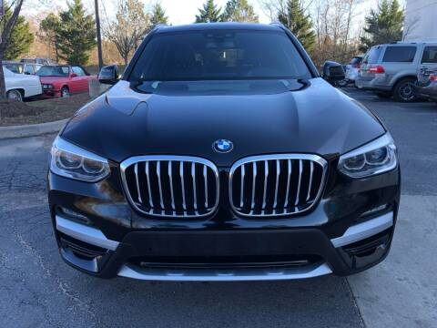 2020 BMW X3 for sale at Pleasant Auto Group in Chantilly VA