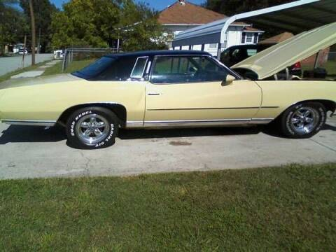 1974 Chevrolet Monte Carlo for sale at Haggle Me Classics in Hobart IN
