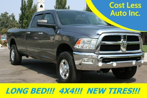 2010 Dodge Ram Pickup 2500 for sale at Cost Less Auto Inc. in Rocklin CA