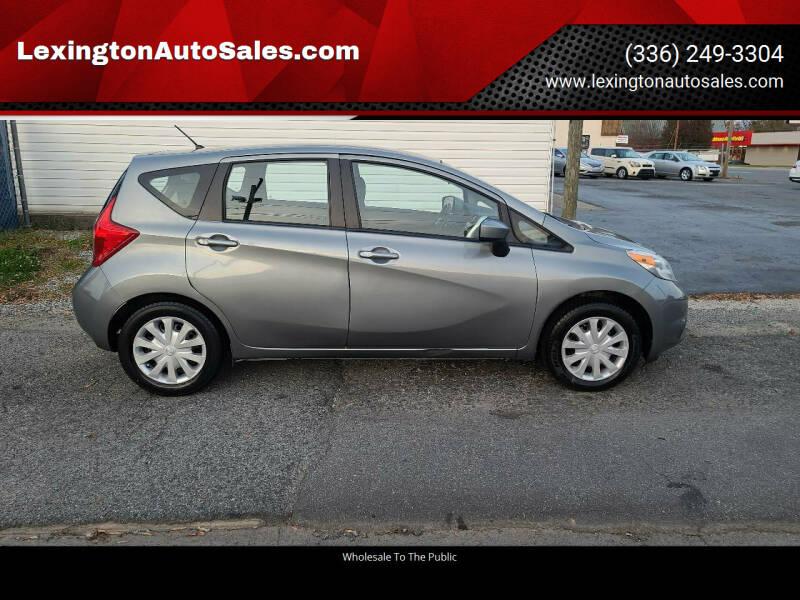 2015 Nissan Versa Note for sale at LexingtonAutoSales.com in Lexington NC