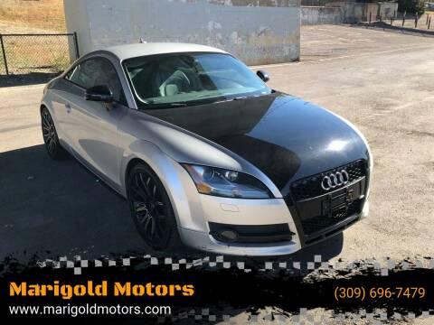 2008 Audi TT for sale at Marigold Motors, LLC in Pekin IL