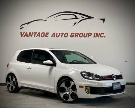 2011 Volkswagen GTI for sale at Vantage Auto Group Inc in Fresno CA