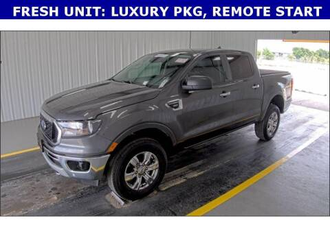2019 Ford Ranger for sale at STANLEY FORD ANDREWS in Andrews TX