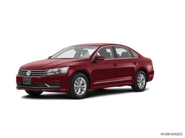 2016 Volkswagen Passat for sale at Jamerson Auto Sales in Anderson IN