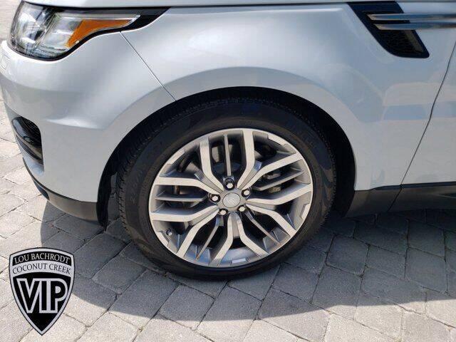2017 Land Rover Range Rover Sport for sale in Coconut Creek, FL