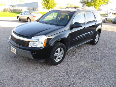 2005 Chevrolet Equinox for sale at Car Corner in Sioux Falls SD