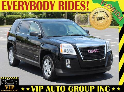 2014 GMC Terrain for sale at VIP Auto Group in Clearwater FL
