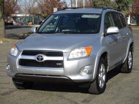 2009 Toyota RAV4 for sale at General Auto Sales Corp in Sacramento CA