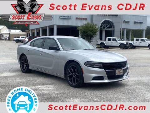 2019 Dodge Charger for sale at SCOTT EVANS CHRYSLER DODGE in Carrollton GA