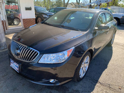 2013 Buick LaCrosse for sale at New Wheels in Glendale Heights IL
