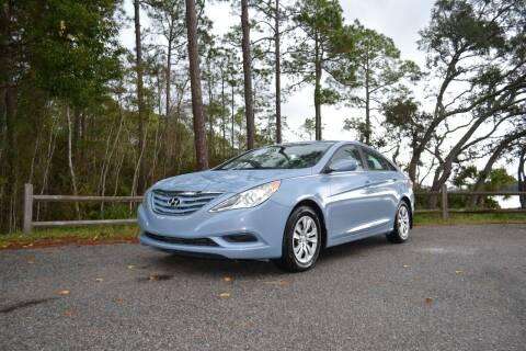 2013 Hyundai Sonata for sale at Car Bazaar in Pensacola FL
