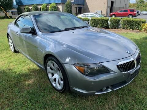 2007 BMW 6 Series for sale at Essen Motor Company, Inc in Lebanon TN
