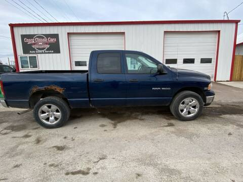 2003 Dodge Ram Pickup 1500 for sale at Casey Classic Cars in Casey IL