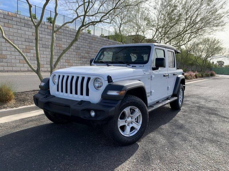 2018 Jeep Wrangler Unlimited for sale at AUTO HOUSE TEMPE in Tempe AZ
