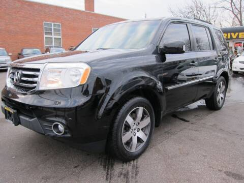 2012 Honda Pilot for sale at DRIVE TREND in Cleveland OH