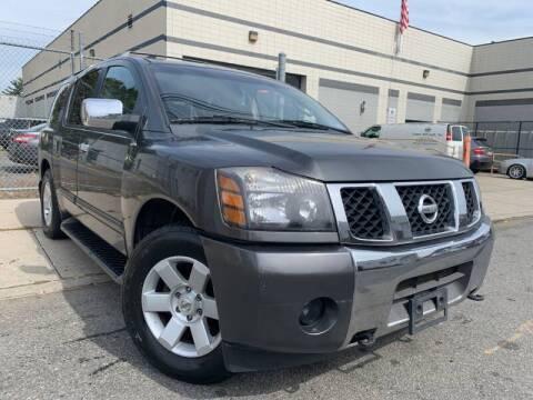 2004 Nissan Armada for sale at O A Auto Sale - O & A Auto Sale in Paterson NJ