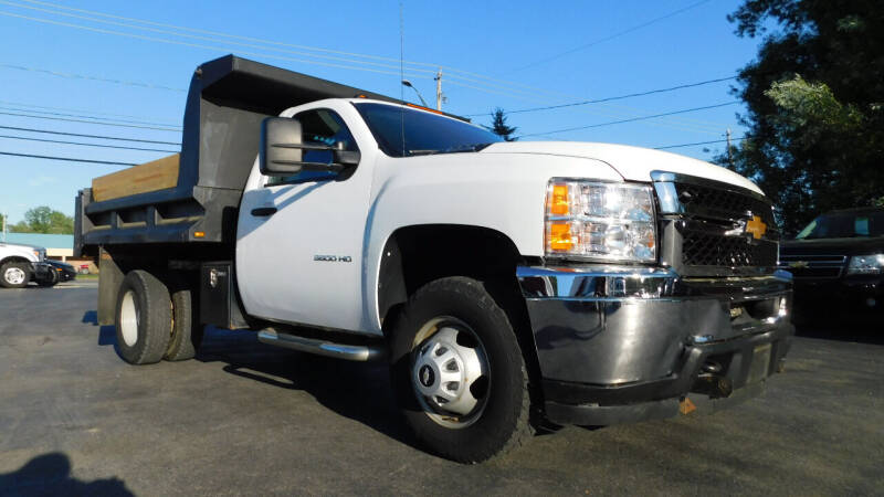 2012 Chevrolet Silverado 3500HD for sale at Action Automotive Service LLC in Hudson NY