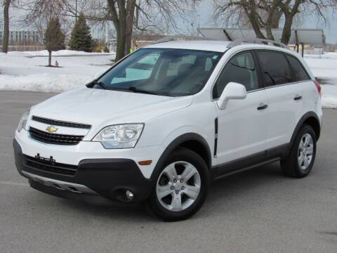 2014 Chevrolet Captiva Sport for sale at Highland Luxury in Highland IN