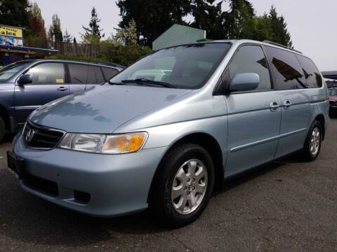 2004 Honda Odyssey for sale at Shoreline Family Auto Care And Sales in Shoreline WA