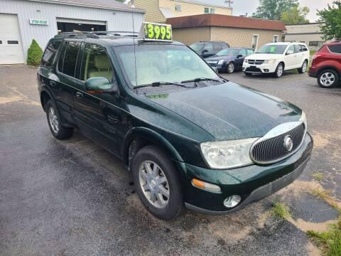 2004 Buick Rainier for sale at Van Kalker Motors in Grand Rapids MI