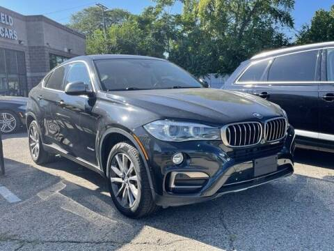 2017 BMW X6 for sale at SOUTHFIELD QUALITY CARS in Detroit MI