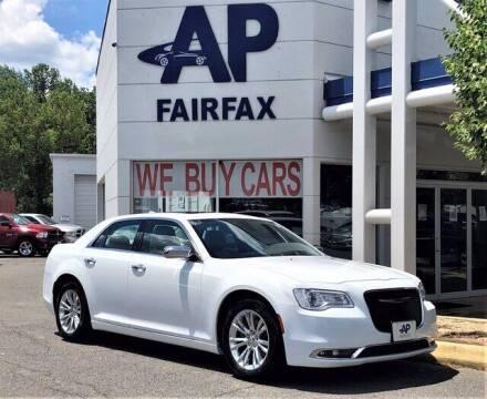 2016 Chrysler 300 for sale at AP Fairfax in Fairfax VA