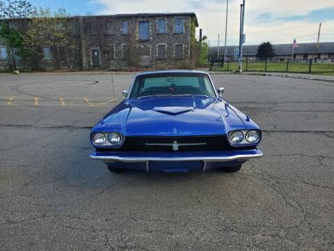 1966 Ford Thunderbird for sale at EBN Auto Sales in Lowell MA