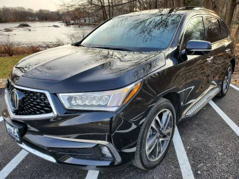 2017 Acura MDX for sale at Ultra Auto Center in North Attleboro MA