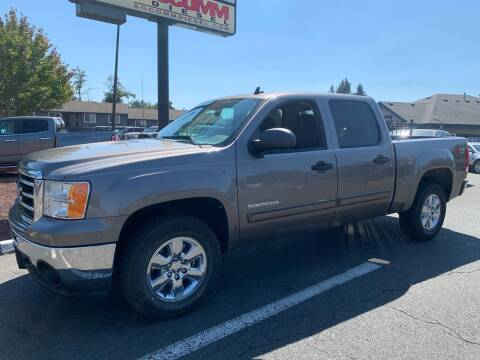 2012 GMC Sierra 1500 for sale at South Commercial Auto Sales in Salem OR