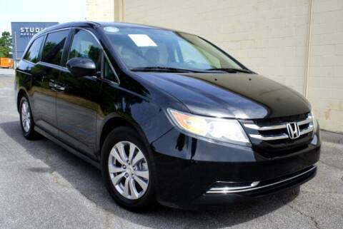 2015 Honda Odyssey for sale at CU Carfinders in Norcross GA