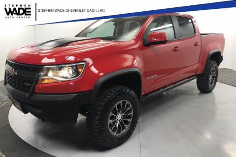 2018 Chevrolet Colorado for sale at Stephen Wade Pre-Owned Supercenter in Saint George UT