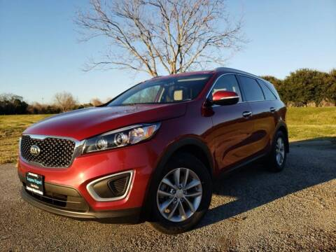 2017 Kia Sorento for sale at Laguna Niguel in Rosenberg TX