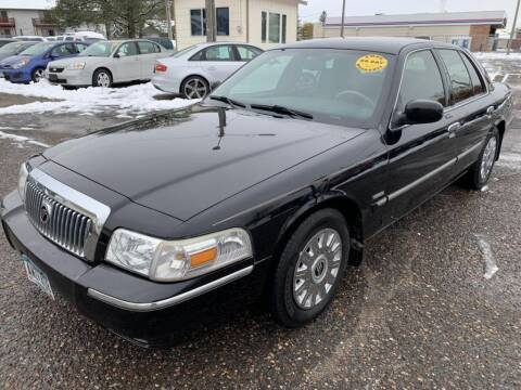 2006 Mercury Grand Marquis for sale at CHRISTIAN AUTO SALES in Anoka MN