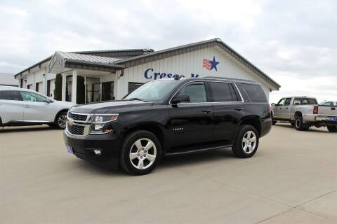2016 Chevrolet Tahoe for sale at Cresco Motor Company in Cresco IA