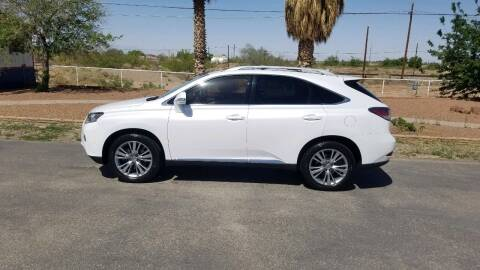2013 Lexus RX 350 for sale at Ryan Richardson Motor Company in Alamogordo NM