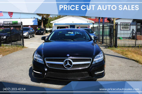 2012 Mercedes-Benz CLS for sale at Price Cut Auto Sales in Orlando FL