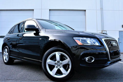 2012 Audi Q5 for sale at Chantilly Auto Sales in Chantilly VA