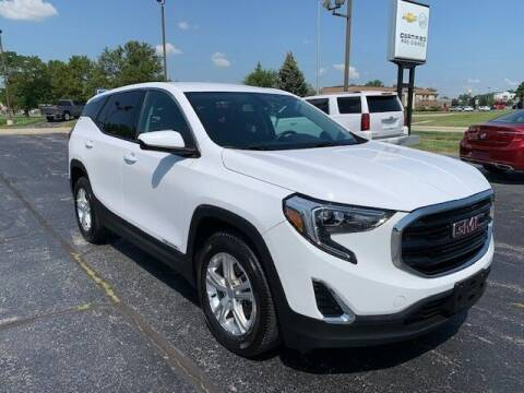 2019 GMC Terrain for sale at Dunn Chevrolet in Oregon OH