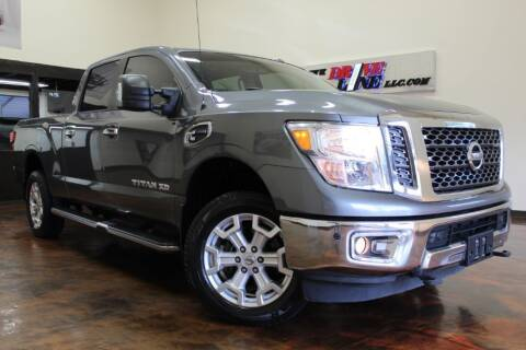 2017 Nissan Titan XD for sale at Driveline LLC in Jacksonville FL