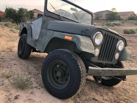 1971 Jeep CJ-5 for sale at DPM Motorcars in Albuquerque NM
