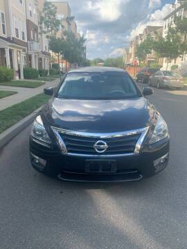 2013 Nissan Altima for sale at Pak1 Trading LLC in South Hackensack NJ