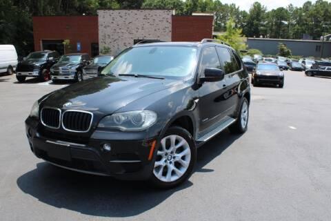 2011 BMW X5 for sale at Atlanta Unique Auto Sales in Norcross GA